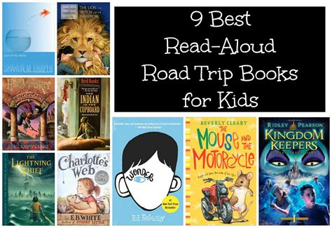 best to read 11 best read aloud road trip books for traveling