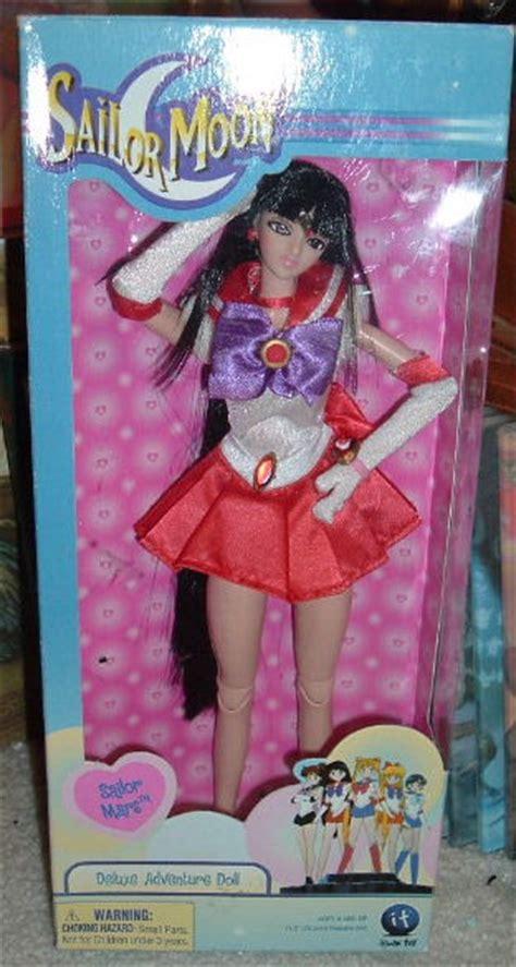 "PGSM Sailor Mars 11"" VOLKS Doll"