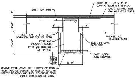 precast parking garage details