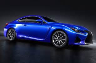 2015 Lexus Rcf 2015 Lexus Rc F Coupe Front Passengers Side Photo 8