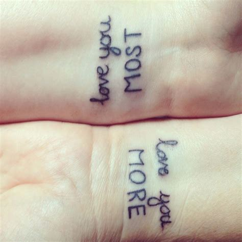 simple tattoo for her inspiring mother daughter tattoos insanely gorgeous