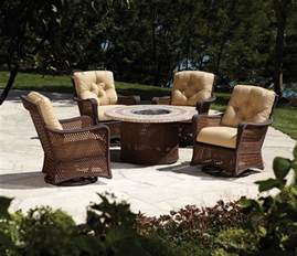 Patio Furniture With Pit Patio Furniture Chat Set The Amia Collection Person