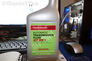r18 automatic transmission fluid change atf diy page 8