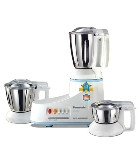 Blender Panasonic Mx Gx1561 panasonic mx ac 300 sh mixer grinder price in india buy panasonic mx ac 300 sh mixer grinder