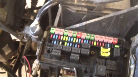 dodge ram   speed sensor replacement youtube