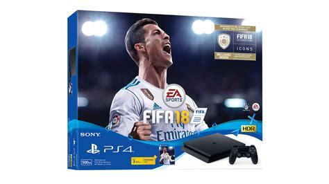 Ps 4 Fifa 18 Edition Bundle Ps4 Playstation 4 Fifa18 Bundle Pack Playstation