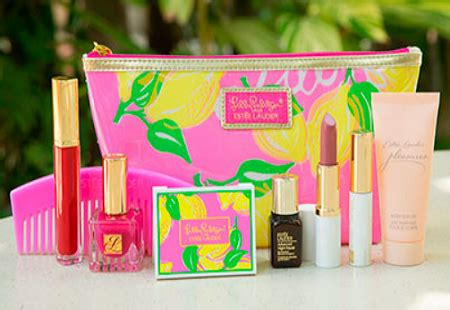 Estee Lauder Sweepstakes - dillard s estee lauder lilly pulitzer pucker up facebook sweepstakes thrifty momma