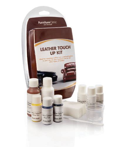 leather repair touch  kit simply spray