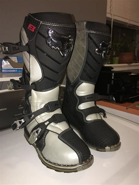 fox f3 motocross boots fox f3 boots to fox instinct boots moto related