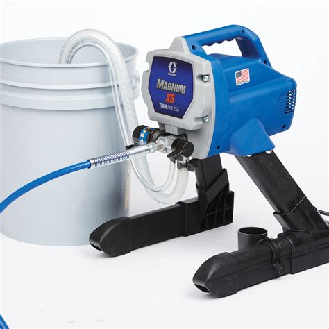 paint sprayer graco magnum x5 electric airless paint sprayer 262800 ebay