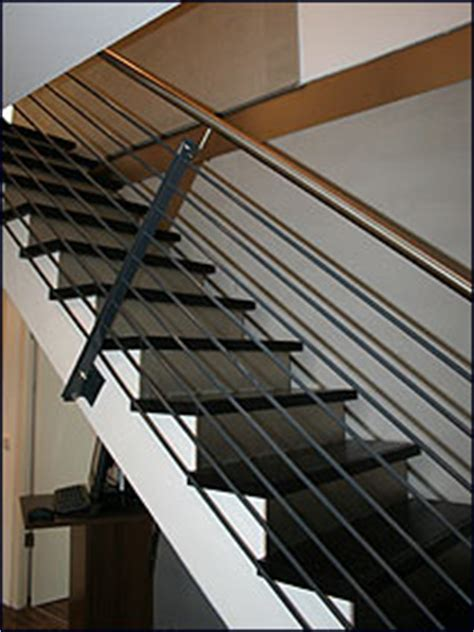 treppengeländer stahl schwarz metallbau kleefisch produkte gelaender