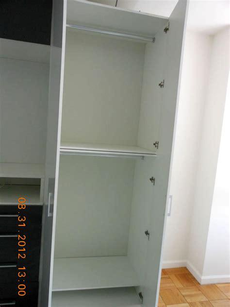 White Wardrobe Cabinet by Wardrobe Cabinets In White Grey Glass
