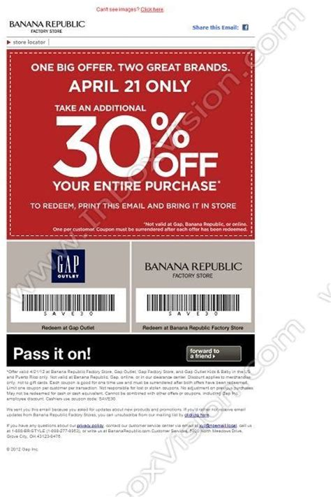 l factory outlet coupon 13 best coupon design inspiration images on pinterest