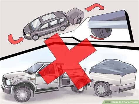 cadenas towing how to tow a trailer with pictures wikihow
