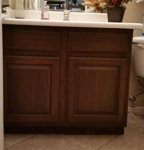 Stained Glass Kitchen Cabinet Doors by Choosing The Right Dark Gel Stain Java Gel Stain Vs
