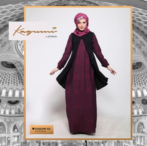 Gamis Pesta Ethica koleksi baju pesta muslimah gamis ethica kagumi terbaru