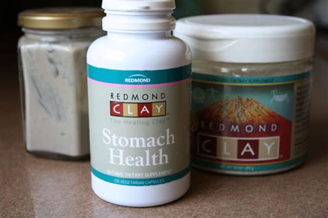 Redmond Clay Daily Detox Capsules by Product Review And A Big Big Giveaway Redmond Clay