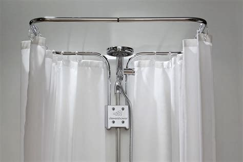 duschvorhang seilsystem clevershower bildergalerie f 252 r duschvorhanghalterung albert