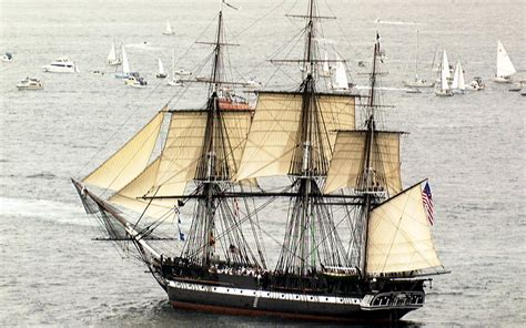 suit of sails uss constitution ships sail ship sails uss constitution wallpaper