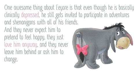 George Bush Birthday by Eeyore Depression Quotes Quotesgram