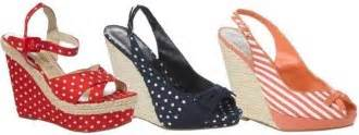 Wedges Ht 01 Polkadot Hitam 26 canvas wedges archives gt