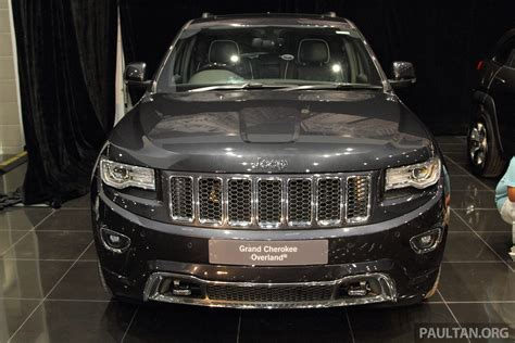 Jeep Malaysia Showroom Jeep Grand Launched In Malaysia Rm469k