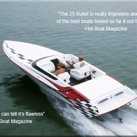 howard bullet boats howard boats 25 bullet
