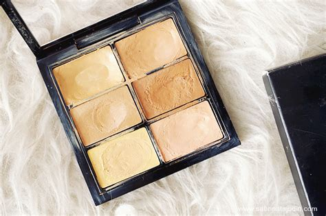 Mac Concealer Palette m 183 a 183 c studio conceal and correct palette in medium review