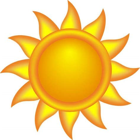 clipart sun best sun clipart 1616 clipartion