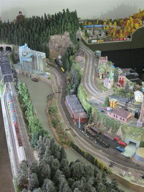 17 best ideas about model train layouts on pinterest