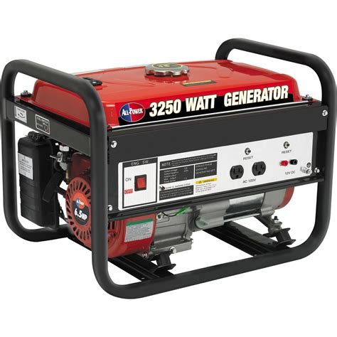 all power america apg3012 2500 watt ohv portable generator
