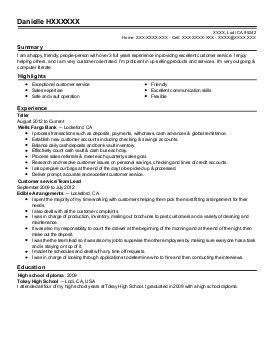 Suntrust Teller Sle Resume by Teller Ii Resume Exle Suntrust Bank Port Florida