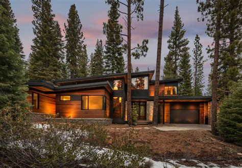 modern mountain homes a new twist on prefab home design time to build don t
