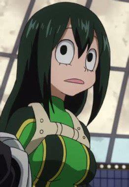 tsuyu asui | anime planet