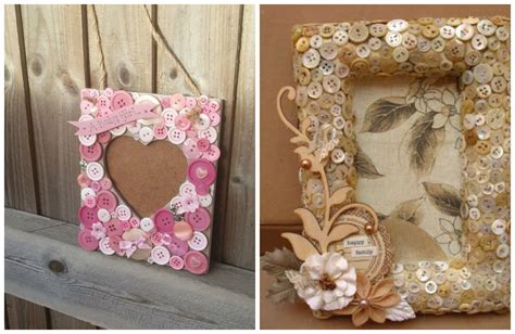 Handmade Design Ideas - photo frames handmade exclusive design ideas for