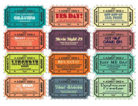 100 coupon book for boyfriend template love coupons and
