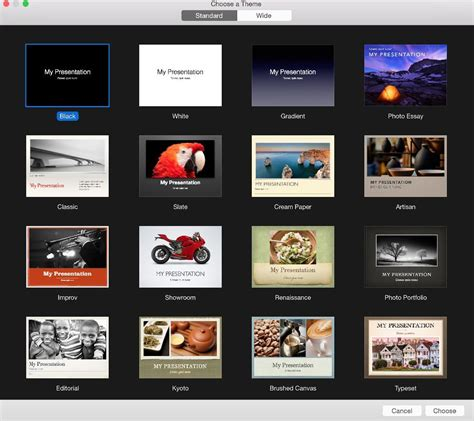 new themes keynote keep your audience engaged with apple s keynote for