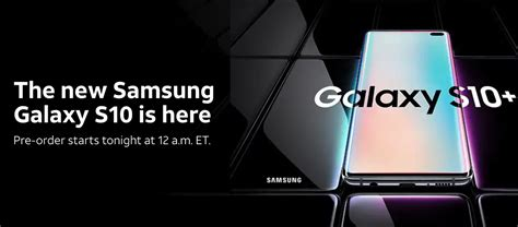 samsung galaxy s10 specs colors pricing and availability detailed here android community