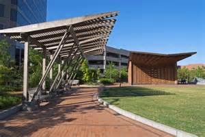 Park Pergola by Architecture Photography Center City Park Pergolas