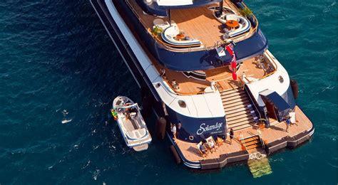 yacht solandge layout solandge