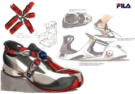 athletic shoe design shoe design by adam fairless at coroflot