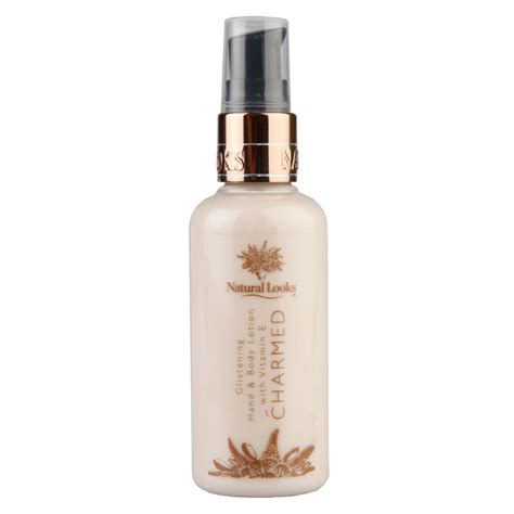 Daily Care Lotion 100ml Handbody Lotion 08112828100 Charmed Glistening Lotion Looks