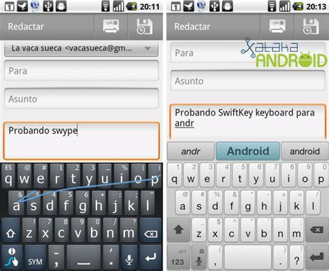 whatsapp swift tutorial c 243 mo cambiar el teclado que usamos en android