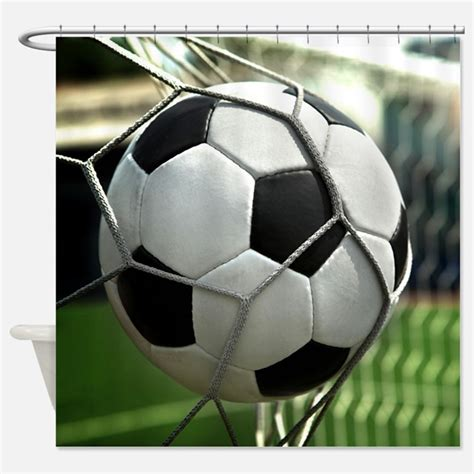 soccer curtains soccer shower curtains soccer fabric shower curtain liner