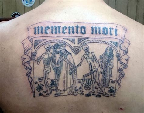 memento mori tattoo ink ideas pinterest