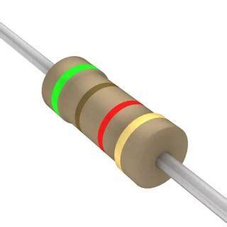 1k ohm 1 4 watt carbon resistor resistor carbon 5 1k ohm 1 4 watt 5 mse stores
