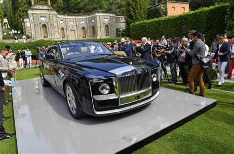 your say what would your 163 10m bespoke car look like