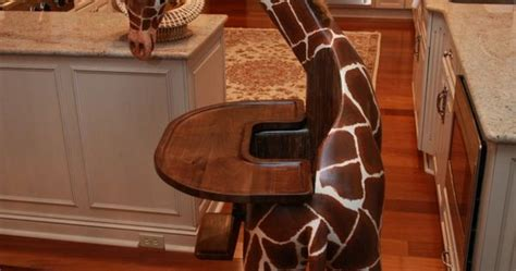 giraffe high chair coolest high chair coolest furniture my