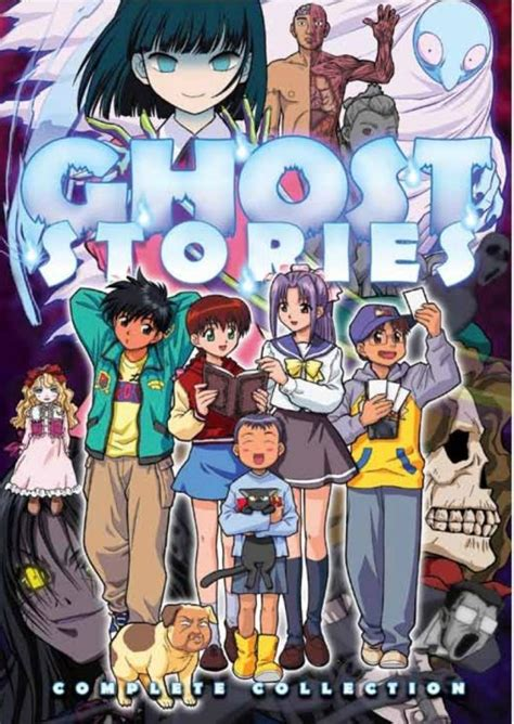 best anime stories ghost stories perhaps the best anime around tokyopop