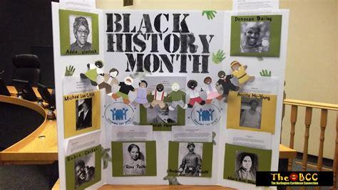 Photos the 2012 black history month kick off the burlington caribbean connection